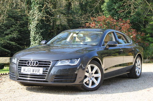 2011 AUDI A7 FASTBACK SOLD (picture 1 of 1)