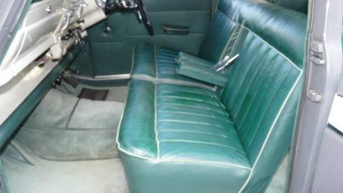 1957 AUSTIN SIX WESTMINSTER AUTO SALOON (p/s) SOLD (picture 4 of 6)