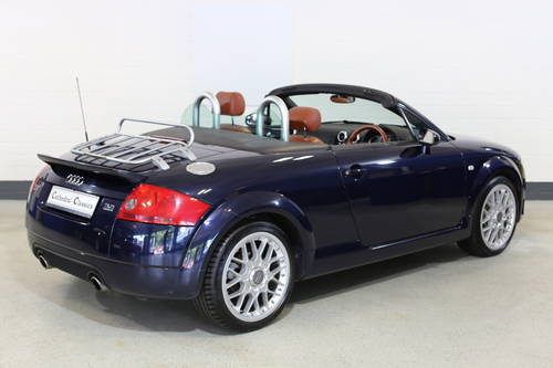 2005 A 'head turner' TT Roadster DSG  For Sale (picture 6 of 6)