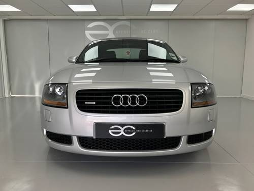 2002 Audi TT 225 Coupe - One Owner From New - Low Mileage  SOLD (picture 1 of 6)
