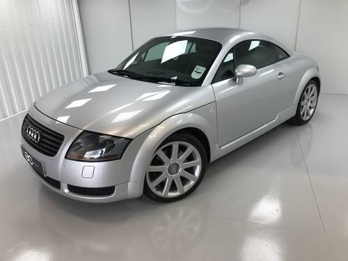 2002 Audi TT 225 Coupe - One Owner From New - Low Mileage  SOLD (picture 2 of 6)