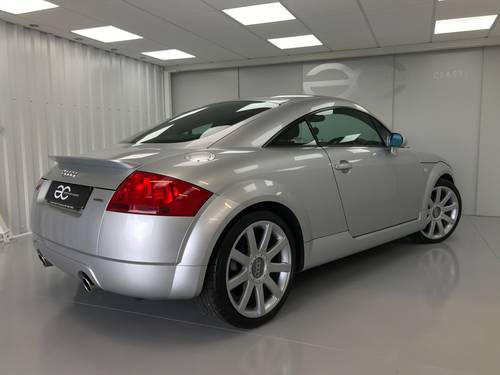 2002 Audi TT 225 Coupe - One Owner From New - Low Mileage  SOLD (picture 3 of 6)