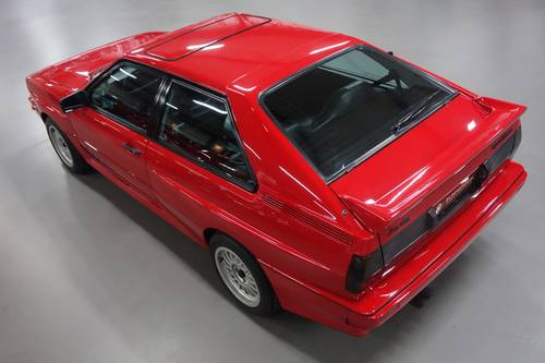 1971 Audi Quattro For Sale (picture 5 of 6)