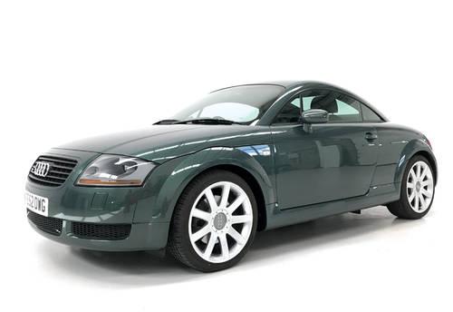 2002 Audi TT 225 Quattro 20,700 miles SOLD (picture 1 of 6)