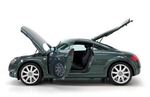 2002 Audi TT 225 Quattro 20,700 miles SOLD (picture 3 of 6)