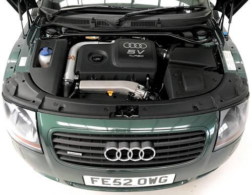 2002 Audi TT 225 Quattro 20,700 miles SOLD (picture 4 of 6)