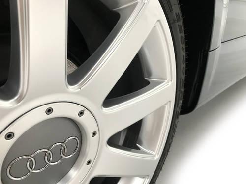 2002 Audi TT 225 Quattro 20,700 miles SOLD (picture 6 of 6)