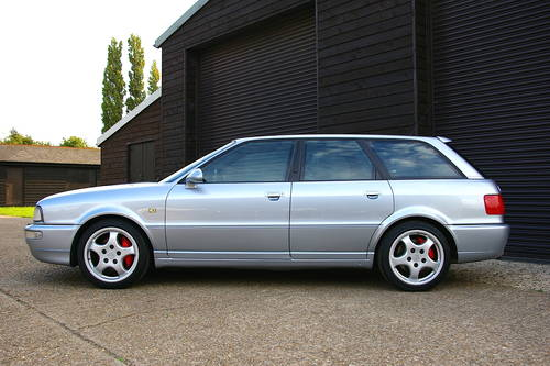 1994 Audi RS2 20V Turbo Quattro Avant Manual (85,093) SOLD (picture 1 of 6)