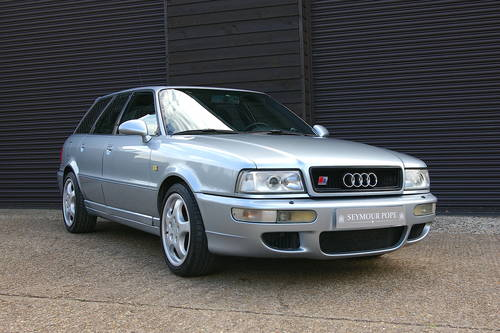 1994 Audi RS2 20V Turbo Quattro Avant Manual (85,093) SOLD (picture 2 of 6)