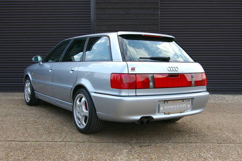 1994 Audi RS2 20V Turbo Quattro Avant Manual (85,093) SOLD (picture 3 of 6)