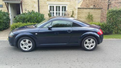 2001 Audi TT 1.8 Quattro Coupe 180 SOLD (picture 2 of 6)