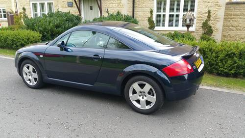 2001 Audi TT 1.8 Quattro Coupe 180 SOLD (picture 4 of 6)