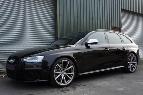 2014 Audi RS4 4.2 V8 FSI Avant, 12,900 miles, Huge Spec. SOLD (picture 3 of 6)