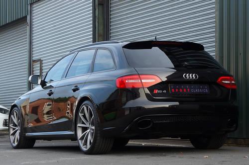 2014 Audi RS4 4.2 V8 FSI Avant, 12,900 miles, Huge Spec. SOLD (picture 4 of 6)