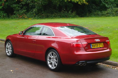 AUDI A5.. 2.0 TDi SPORT.. COUPE.. FSH.. LOVELY EXAMPLE SOLD (picture 6 of 6)