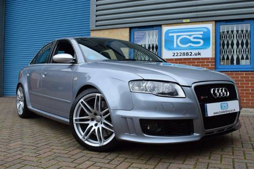 2007 Audi RS4 4.2i V8 420BHP Saloon 6-Speed Manual SOLD (picture 1 of 6)