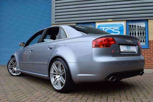 2007 Audi RS4 4.2i V8 420BHP Saloon 6-Speed Manual SOLD (picture 2 of 6)