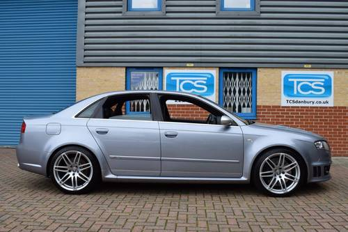 2007 Audi RS4 4.2i V8 420BHP Saloon 6-Speed Manual SOLD (picture 3 of 6)