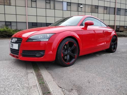 2008 Audi TT FSI SOLD (picture 1 of 6)