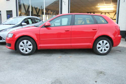 2009 AUDI A3 1.4 TFSI 5DR AUTOMATIC SOLD (picture 2 of 6)