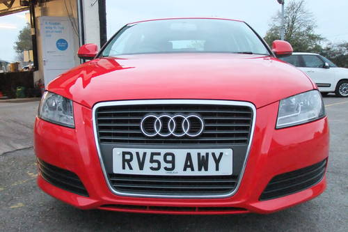 2009 AUDI A3 1.4 TFSI 5DR AUTOMATIC SOLD (picture 4 of 6)