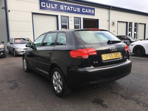 2006 56 AUDI A3 1.9 TDI SE103 BHP SPORT BACK SOLD (picture 4 of 6)
