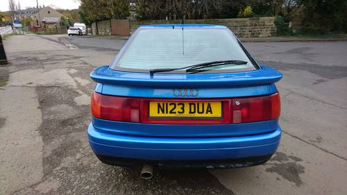 1995 Audi 80 Coupe Full MOT Half Leather, Sunroof SOLD (picture 3 of 6)
