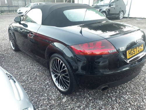 2007 AUDI TT  3.2 MANUAL CONVERTIBLE S LINE For Sale (picture 1 of 2)