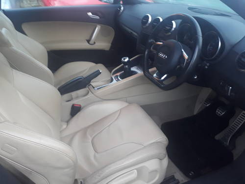 2007 AUDI TT  3.2 MANUAL CONVERTIBLE S LINE For Sale (picture 2 of 2)