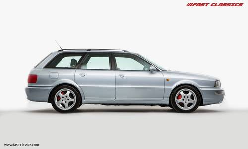 1995 Audi RS2 // Full Main Dealer history // 1 owner from new SOLD (picture 1 of 6)