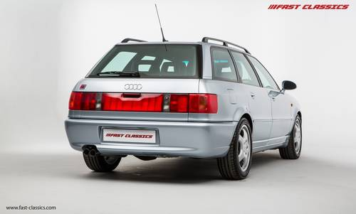 1995 Audi RS2 // Full Main Dealer history // 1 owner from new SOLD (picture 3 of 6)