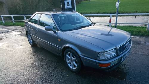 Audi 80 Coupe For Sale Uk