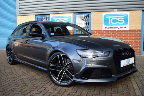 2015 Audi RS6 Avant 4.0 Twin Turbo 560bhp 8-speed Auto SOLD (picture 1 of 6)