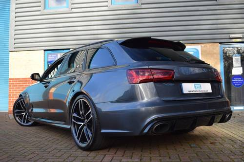 2015 Audi RS6 Avant 4.0 Twin Turbo 560bhp 8-speed Auto SOLD (picture 2 of 6)