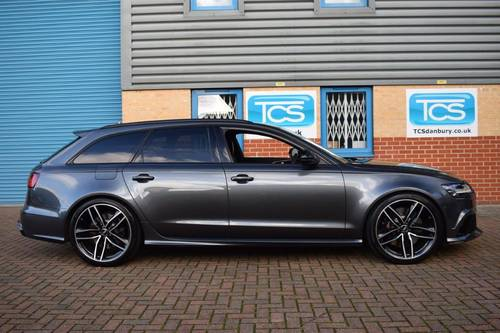 2015 Audi RS6 Avant 4.0 Twin Turbo 560bhp 8-speed Auto SOLD (picture 3 of 6)