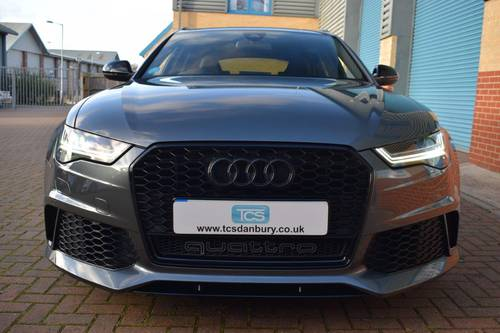 2015 Audi RS6 Avant 4.0 Twin Turbo 560bhp 8-speed Auto SOLD (picture 4 of 6)