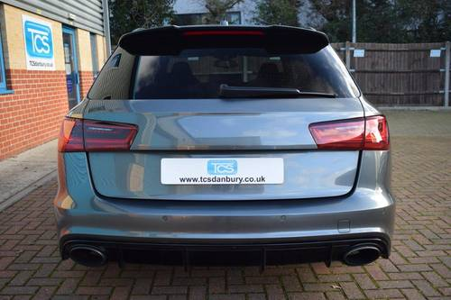 2015 Audi RS6 Avant 4.0 Twin Turbo 560bhp 8-speed Auto SOLD (picture 5 of 6)