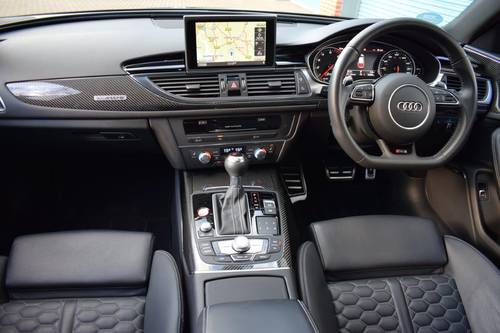 2015 Audi RS6 Avant 4.0 Twin Turbo 560bhp 8-speed Auto SOLD (picture 6 of 6)