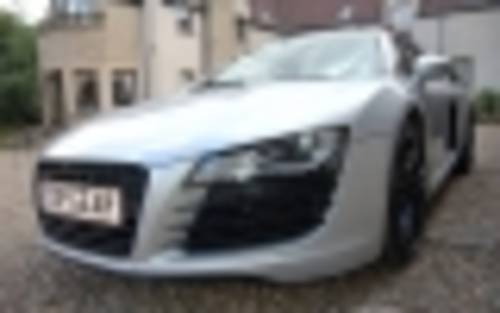 2007 Audi R8 Manual For Sale (picture 2 of 6)