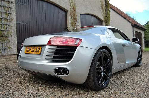 2007 Audi R8 Manual For Sale (picture 5 of 6)