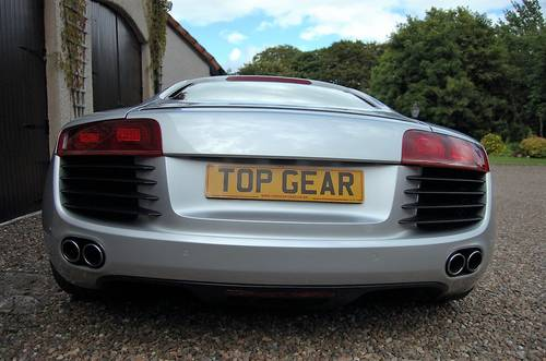 2007 Audi R8 Manual SOLD (picture 6 of 6)