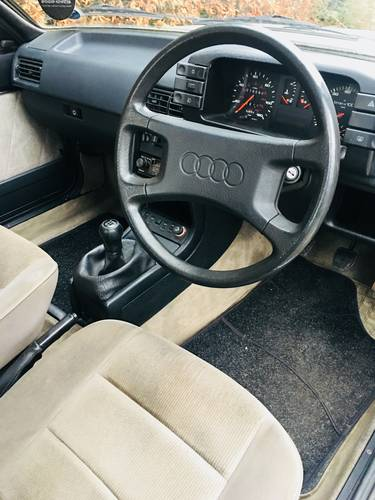 1984 AUDI 80 1.8 GL - 1 OWNER FROM NEW - 78K MILES  SOLD (picture 5 of 6)