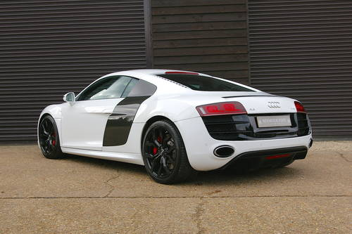 2009 09/59 Audi R8 5.2 V10 R-Tronic Quattro Coupe (29,463 miles) SOLD (picture 3 of 6)