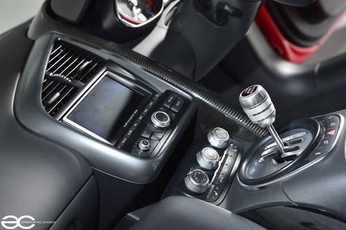 2010 Audi R8 V10 in Red - Manual Transmission - 24K Miles SOLD (picture 6 of 6)