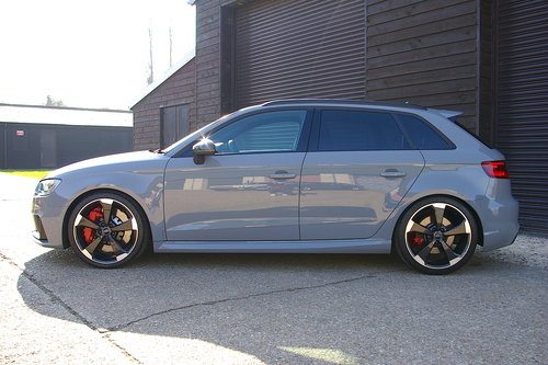 2015 Audi RS3 2.5 Sportback S-Tronic Quattro (40,012 miles)  SOLD (picture 1 of 6)