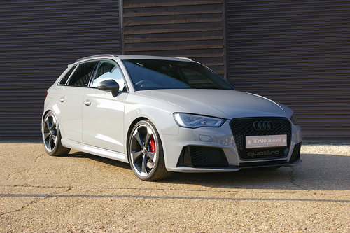2015 Audi RS3 2.5 Sportback S-Tronic Quattro (40,012 miles)  SOLD (picture 2 of 6)
