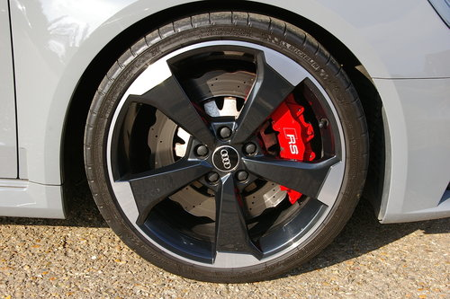 2015 Audi RS3 2.5 Sportback S-Tronic Quattro (40,012 miles)  SOLD (picture 5 of 6)