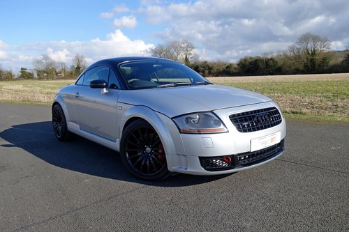 2006 Audi TT Quattro Sport For Sale - 1 of 800 SOLD (picture 1 of 6)