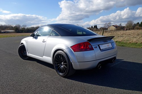 2006 Audi TT Quattro Sport For Sale - 1 of 800 SOLD (picture 2 of 6)