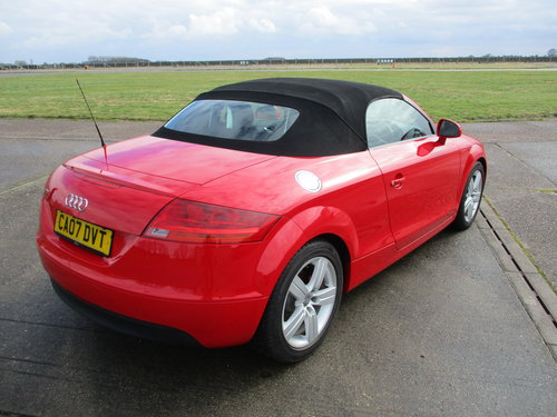 2007 TT Roadster 2.0T FSI 2dr SOLD (picture 6 of 6)